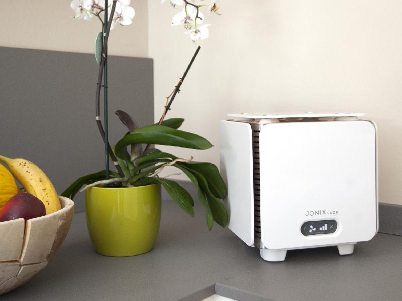 Jonix CUBE elimina gli odori in cucina